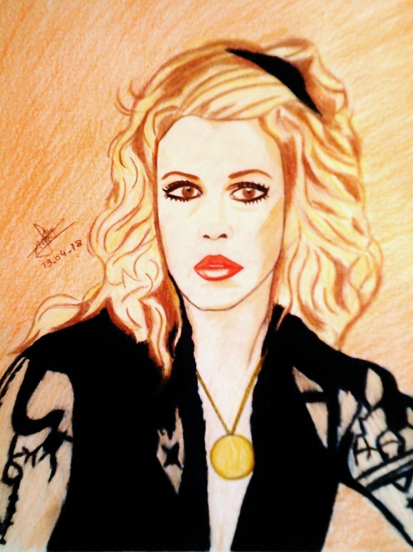 Stevie Nicks by aline17